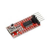 USB - UART TTL FT232RL 6pin конвертер, Arduino