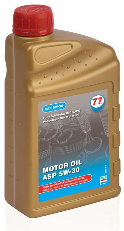 MOTOR OIL ASP 5W-30 (кан. 1 л)