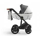 Универсальная детская коляска Verdi Orion 2 в 1 White&Jeans, фото 2