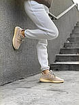 "Женские кроссовки Adidas Yeezy Boost 350 V2 ""Static"" Pink рефлективные 36-44.  Живое фото. (Реплика ААА+), фото 9"