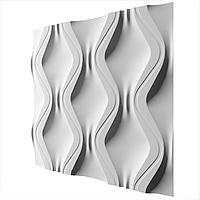 Гипсовые 3D (3д) панели Змейка Texturo™
