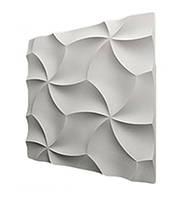 Гипсовые 3D (3д) панели Оригами Texturo™