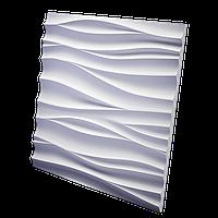 Гипсовые 3D (3д) панели Шелк Texturo™