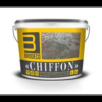 Декоративная штукатурка  -CHIFFON(шифон)