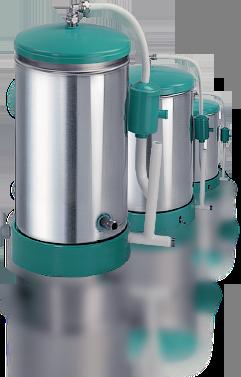 Аквадистиллятор электрический ДЭ-4-02 «ЭМО», фото 2