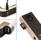 Автомобильный FM трансмиттер модулятор Car G7 Bluetooth Gold, фото 5