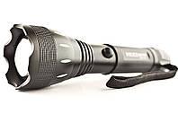 Тактический фонарь Bailong BL-1921. 50000W . Недорогой фонарь. Фонарь на гарантии. Код: КСМ167