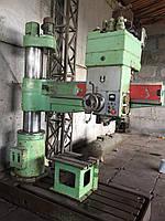 Станок радиально-сверлильный 2Н55, г. Одесса., фото 1
