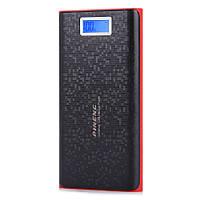 Внешний аккумулятор Power bank 40000 mAh Pineng PN-920 Black (3303)
