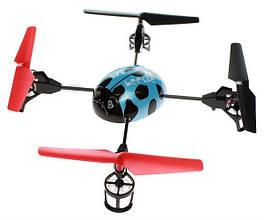 Квадрокоптер WL Toys Beetle на радиоуправлении