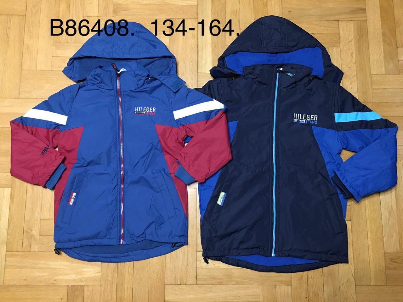 Куртка на флисе для мальчиков Grace, 134-164 рр. Артикул: B86408