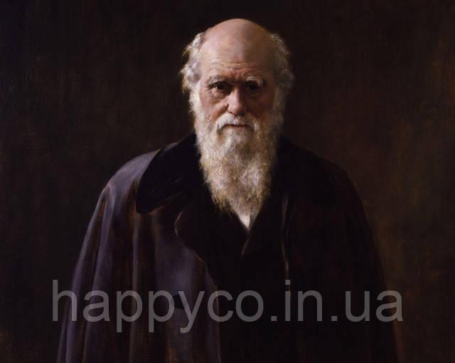 Портрет Чарльза Дарвина