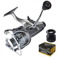 Катушка-бейтранер рыболовная Sams Fish 2000 4+1ВВ SF23651 две шпули (металл, графит)