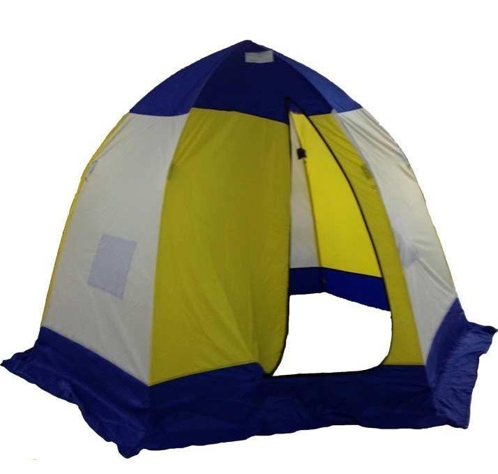 Палатка зимняя зонт 2 местная ELIT (юбка 30 см )