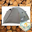 Палатка двухместная с тамбуром (2шт) Terra Incognita Omega 2, фото 9