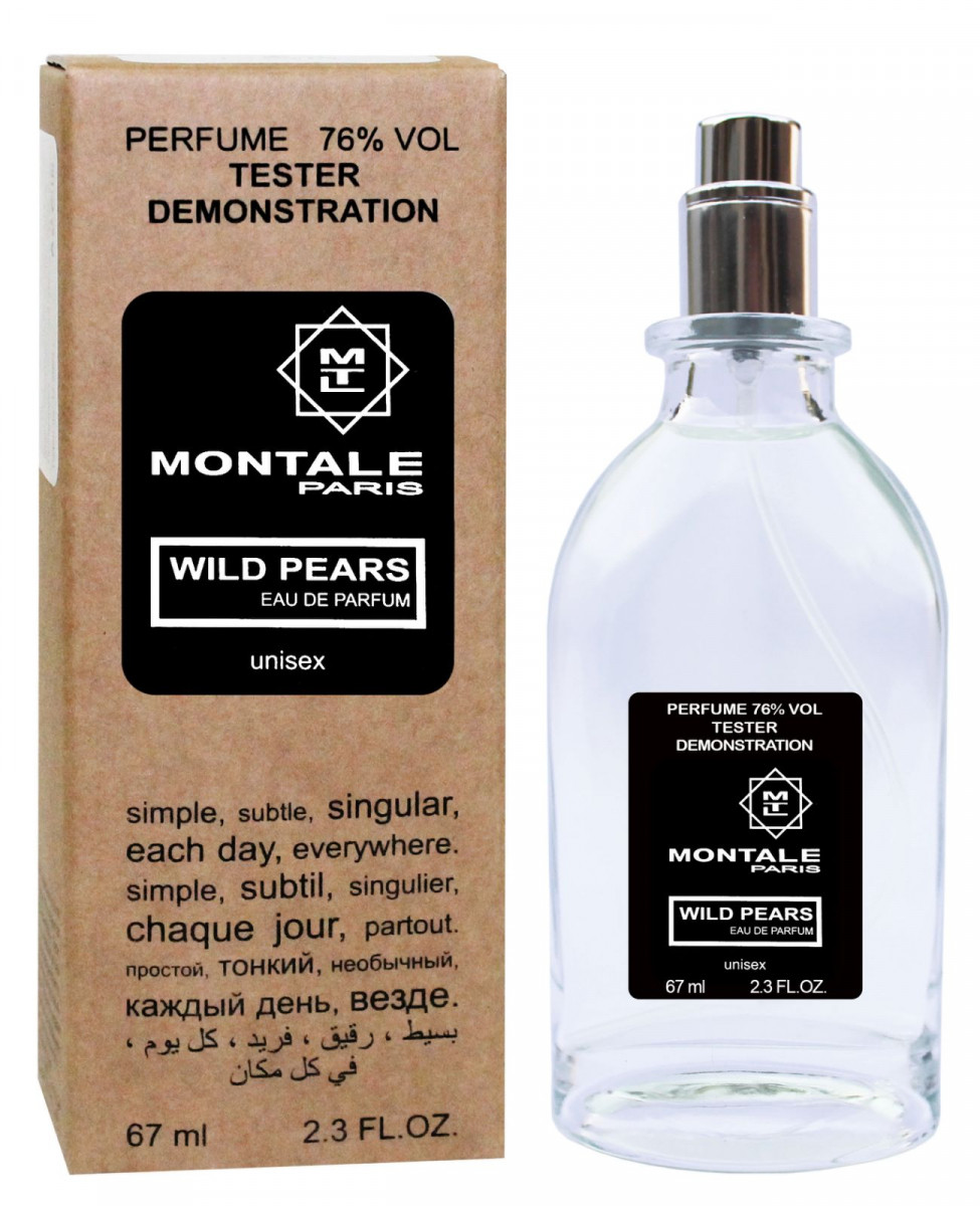 Montale Wild Pears - Tester 67ml