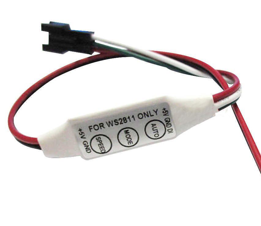 Блок стробоскопов для LED ламп с выбором режимов 12-24v