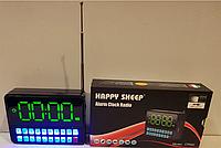 Часы электронные с радио CR 562