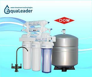 Фільтр зворотного осмосу AquaLeader RO-6 LX