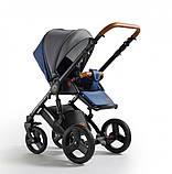 Универсальная детская коляска Verdi Orion 2 в 1 Deep blue, фото 3