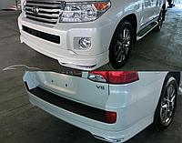 Комплект обвеса Toyota Land Cruiser 200 2012-2015 Platinum Edition