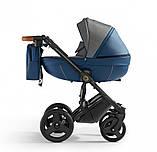 Универсальная детская коляска Verdi Orion 2 в 1 Deep blue, фото 2
