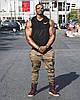 """Мужская жилетка с капюшоном """"GA Fitness Wolf"""", фото 4"""