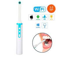 Эндоскоп беспроводной стоматологический интраоральный P10, Wi-Fi, HD 2MP