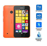 Защитное стекло для Nokia Lumia 530 - HPG Tempered glass 0.3 mm