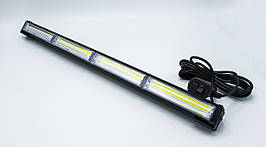 Стробоскопы LED БАЛКА 60см/ COB1-4 / Белые (В/Г/Д - 36х41х 600мм)