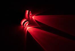 Стробоскопы ангельские глазки  LED MY-101 - 2 EYEs ( Красные ) / 2шт
