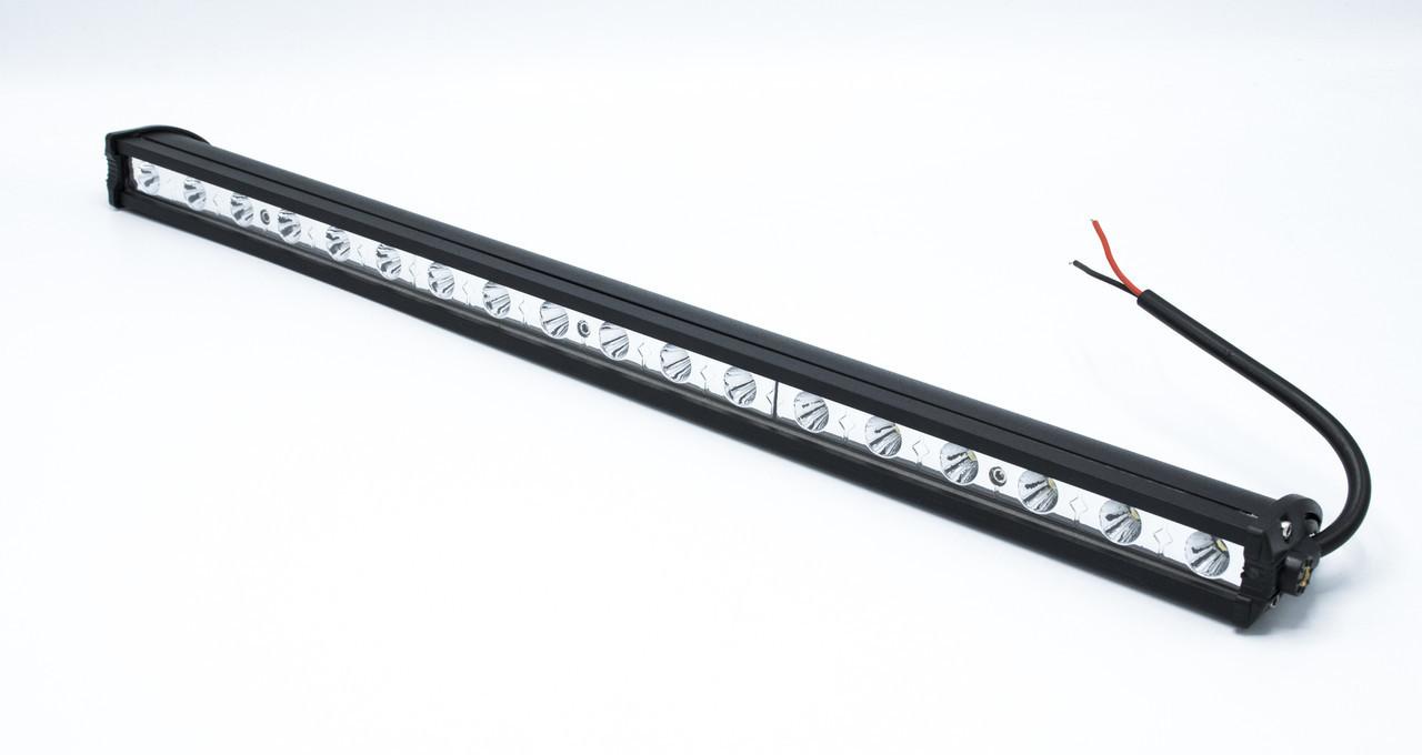 "Светодиодная балка ""T54-54W-Y"" 18 LED light bar"