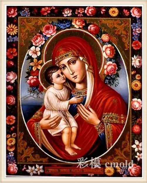 Ангелы и иконы, религиозная тематика