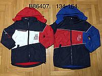 Куртка на флисе для мальчиков Grace оптом, 134-164 рр. Артикул: B86407, фото 1