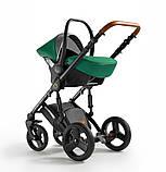 Универсальная детская коляска Verdi Orion 2 в 1 Dark green, фото 5