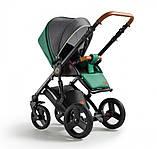 Универсальная детская коляска Verdi Orion 2 в 1 Dark green, фото 3
