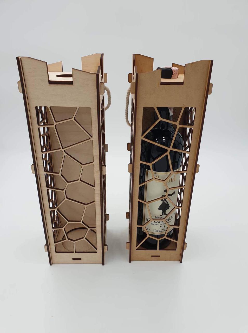 Коробка ящик для вина\виски