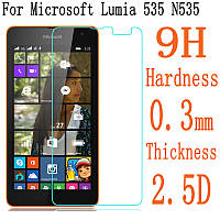 Защитное стекло для Microsoft (Nokia) Lumia 535 - HPG Tempered glass 0.3 mm​