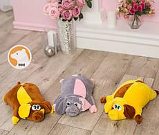 Подушка-игрушка Свинка 30 см