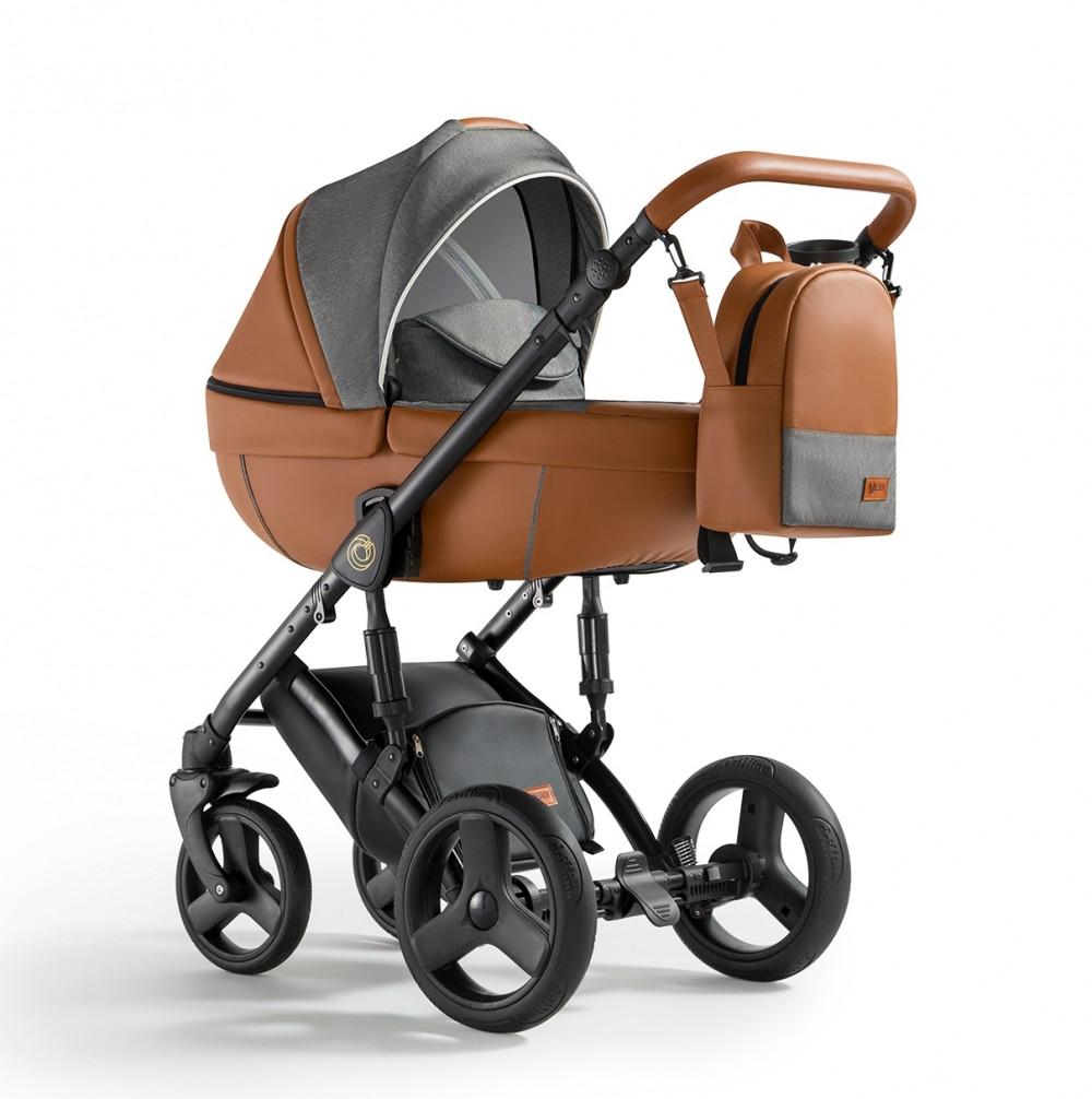 Универсальная детская коляска Verdi Orion 2 в 1 Caramel