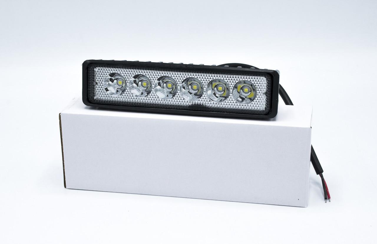 """Фара дополнительного света """"LED light bar - 02"""" / пластик. корпус / 1шт"""