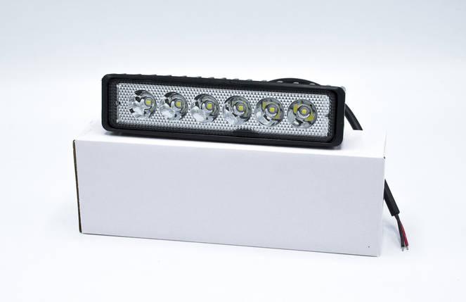 """Фара дополнительного света """"LED light bar - 02"""" / пластик. корпус / 1шт, фото 2"""