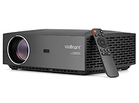 Проектор VIVIBRIGHT F30 mini LCD 4200 люмен, 3D домашний кинотеатр + подарок