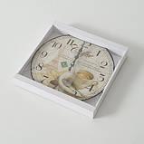 Настенные часы Кофе МДФ 4258800, фото 2