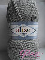 Пряжа для вязания Alize Lanagold 800 ( Ализе Ланаголд ) №21