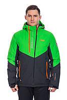 Мужская горнолыжная Куртка High Experience зеленый, фото 1