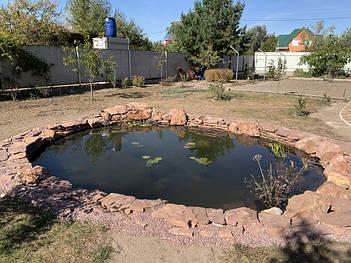Декоративные водоемы, дачный пруд, садовый пруд
