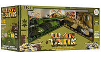 Набір ігровий 9993-2PC танк, фото 1