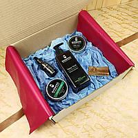 """Шикарный подарочный набор """"ДЛЯ БОРОДАЧЕЙ"""" из качественной косметики компании """"Barbers Professional Cosmetics"""""""