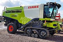Комбайн CLAAS LEXION 770 2014 года